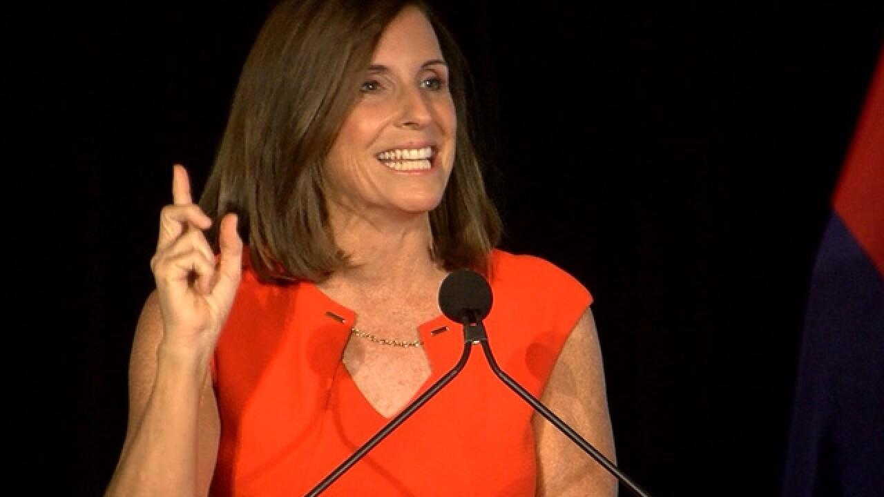 VIDEO: Martha McSally talks with ABC15