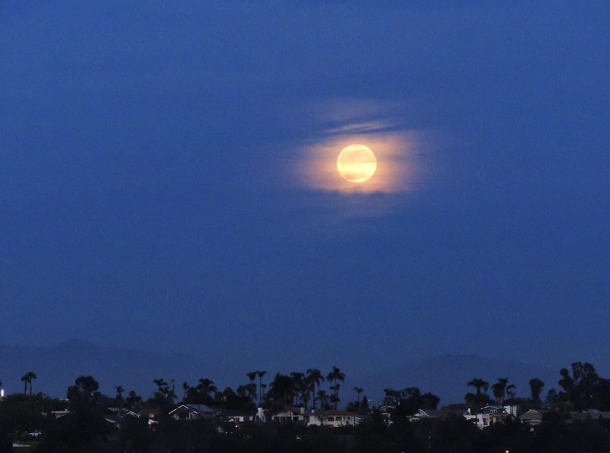 Super wolf blood moon 2