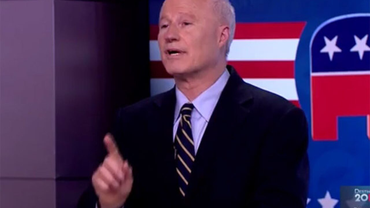 Fact-Check: Morgan Carroll says Mike Coffman changes tune on deportation for English-language TV