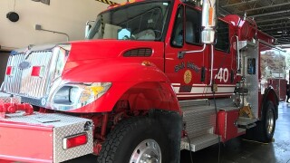Boost in fire staffing with hot, dry weather