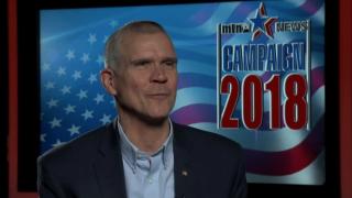 Republican U.S. Senate candidate Rosendale: Rein in gov't, support Trump