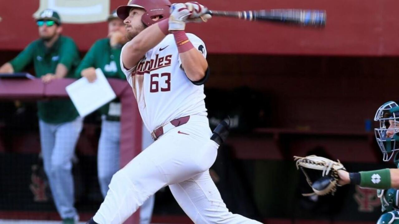 Late HR Leads Dolphins Over Noles