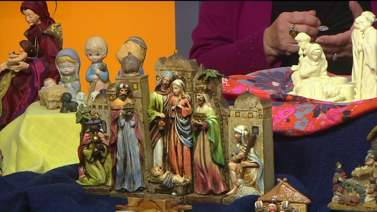 The 12th Annual 'No Room At The Inn' nativity event