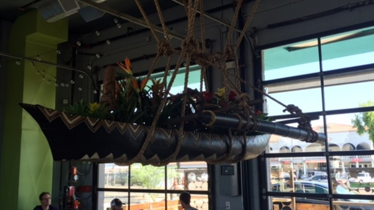 SEE INSIDE: View PHX's 1st underground tiki bar
