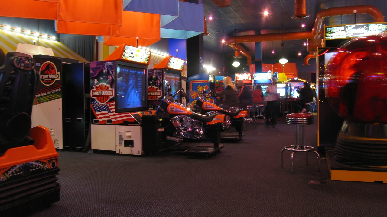 Dave & Busters File image