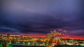 Good morning Colorado Springs
