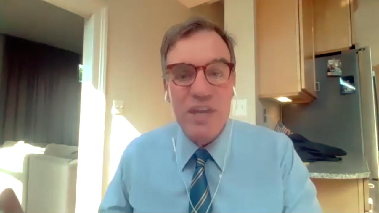 Senator Mark Warner discusses police reform