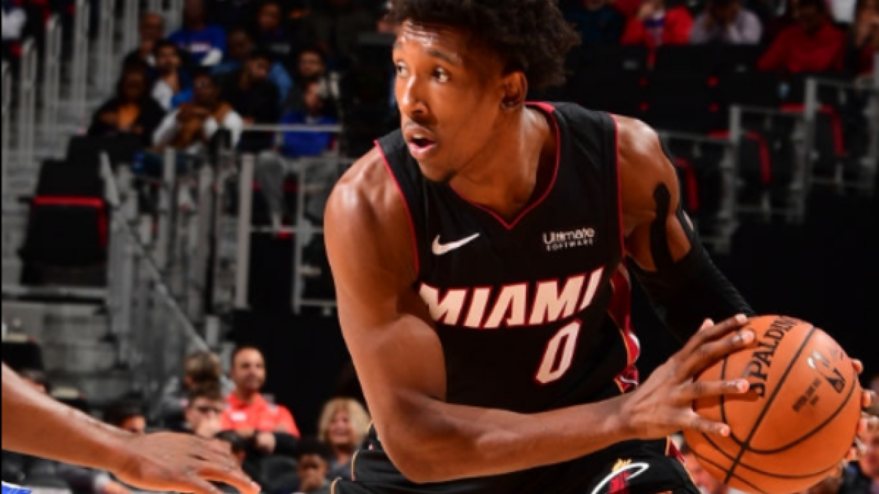 Josh Richardson scores 27, leads Heat past Pistons in OT