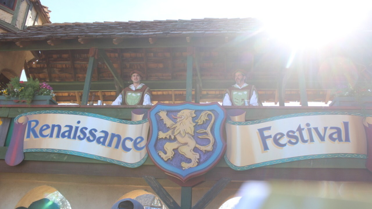 The 2021 Arizona Renaissance Festival has been canceled due to the pandemic.