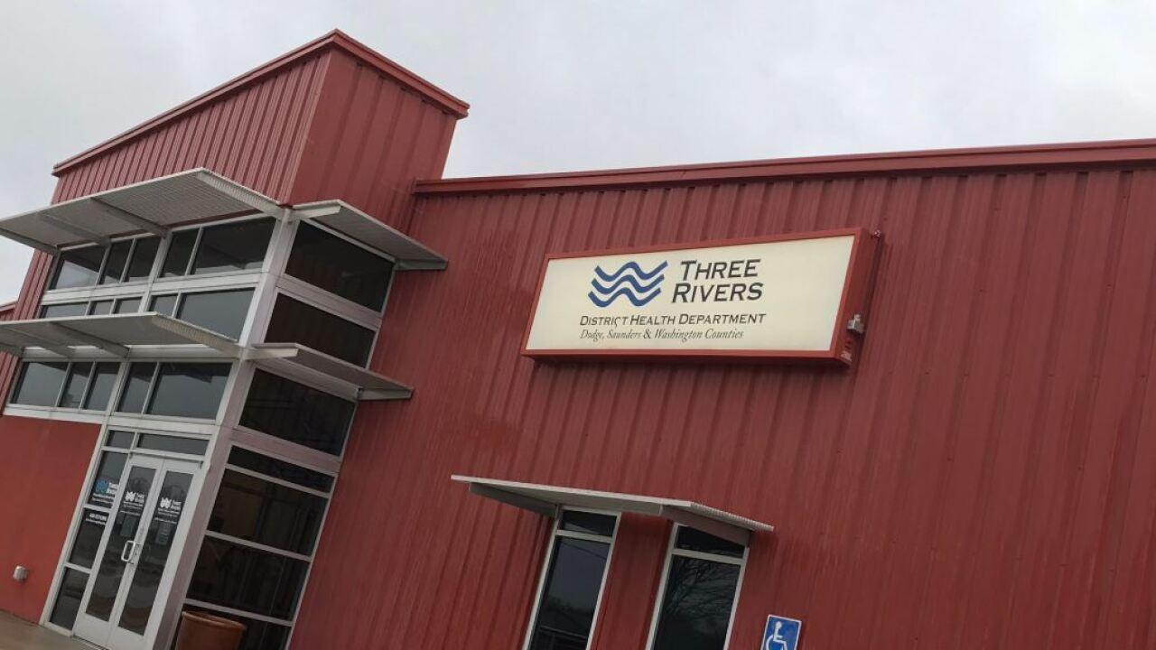 three rivers health department fremont