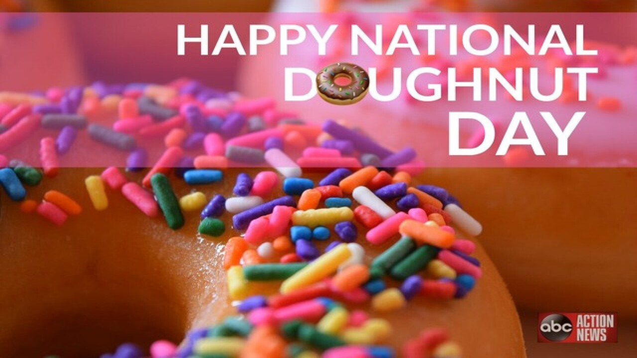 National Doughnut Day freebies & deals