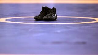 Wrestling Mat Wrestling Shoes