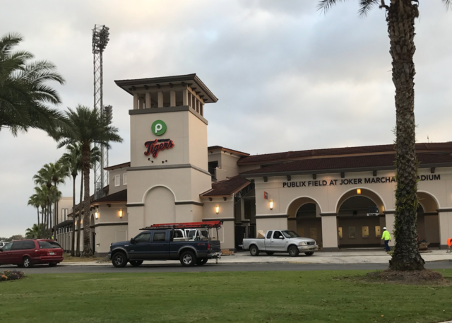 PHOTOS: Detroit Tigers spring training in Florida