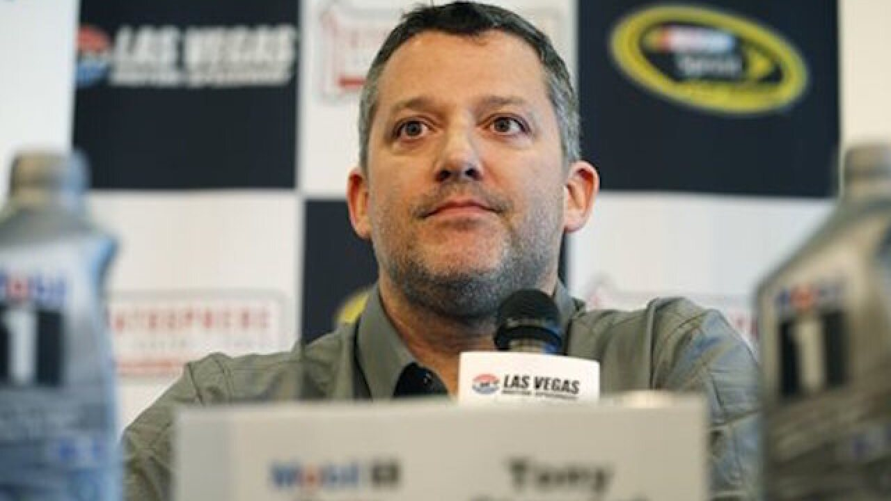 Driver Council will pay Tony Stewart $35K fine