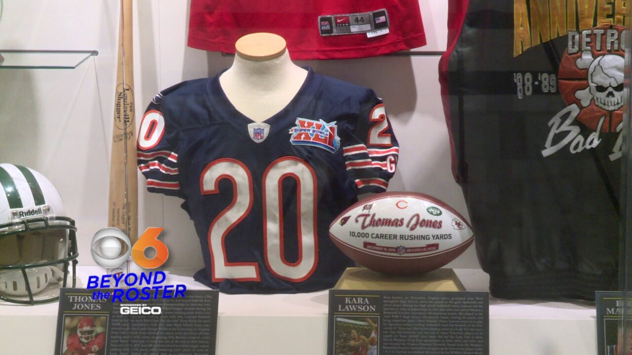 Virginia Sports Hall of Fame honors the past with an eye on thefuture