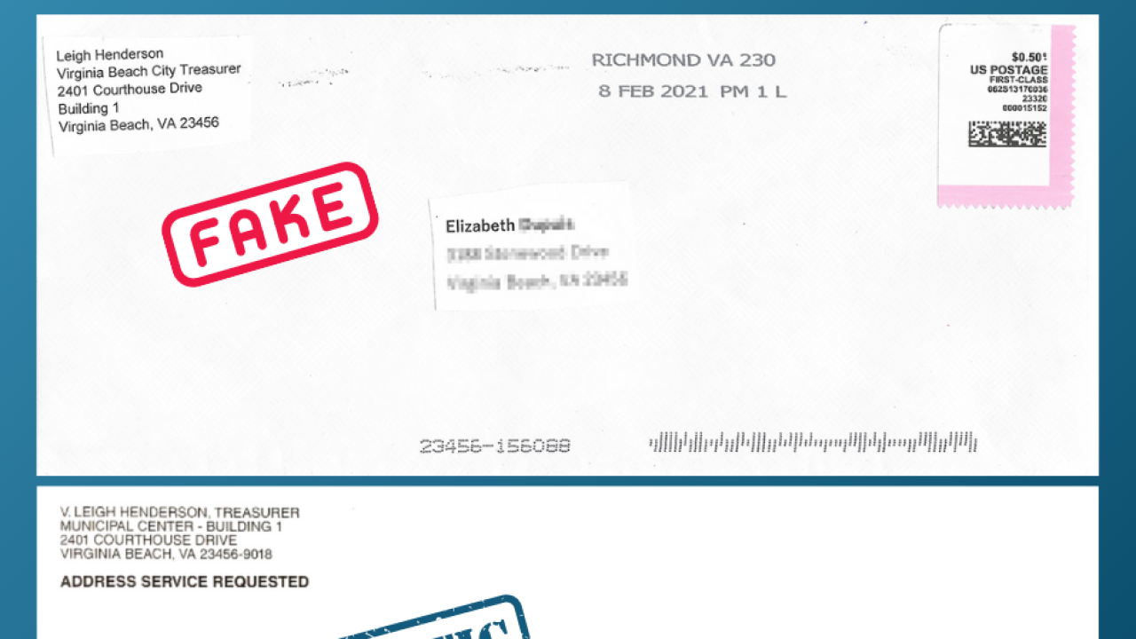 Potential mail fraud in Virginia Beach.png
