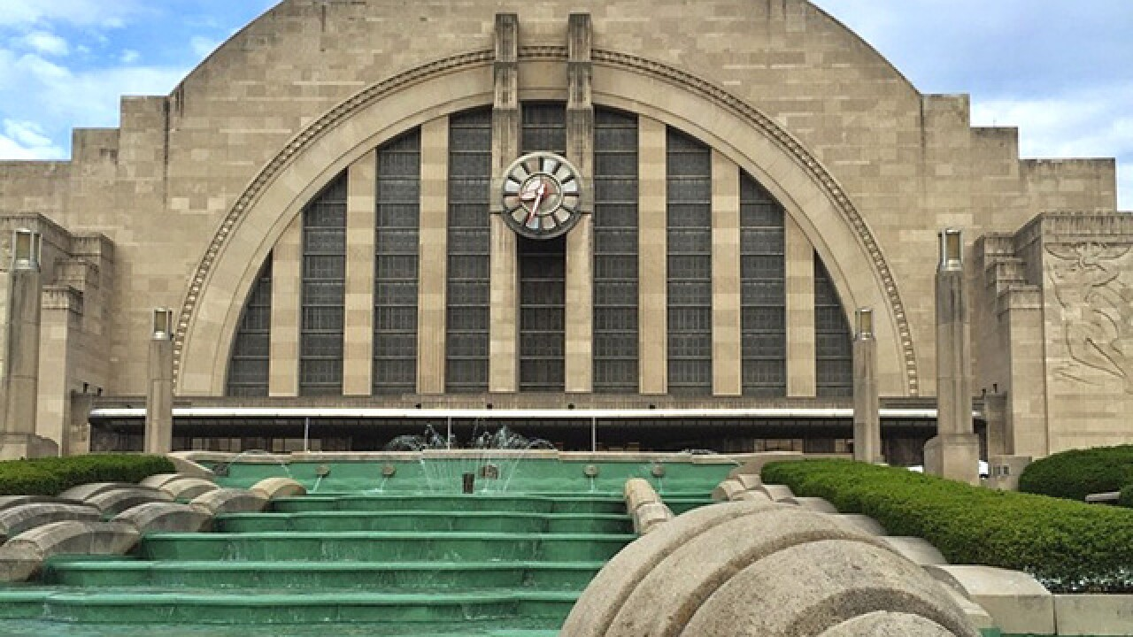 Meet the man behind the Union Terminal makeover