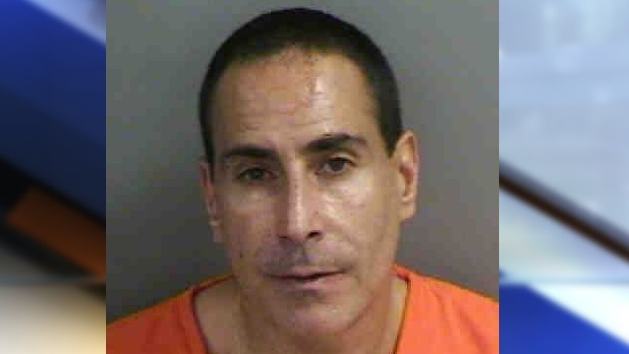 100 MPH+ police chase ends in arrest in Collier County