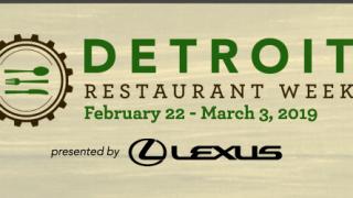 Detroit Restaurant Week 2019