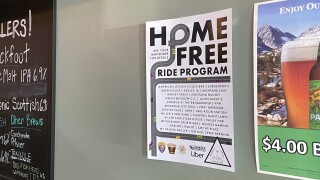 'Home Free' ride program could be in trouble says Tri-County Beverage Association president