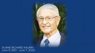 Duane Richard Kaurin June 9, 1937 ~ June 7, 2020