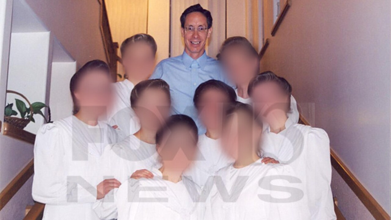 Warren Jeffs won't answer lawsuit so courts move ahead without him