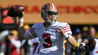 49ers quarterback C.J. Beathard shares touching tribute to murdered brother