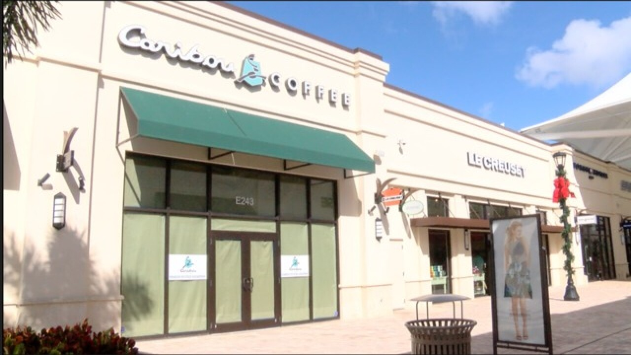 Palm Beach Outlets experiencing growth this holiday shopping season