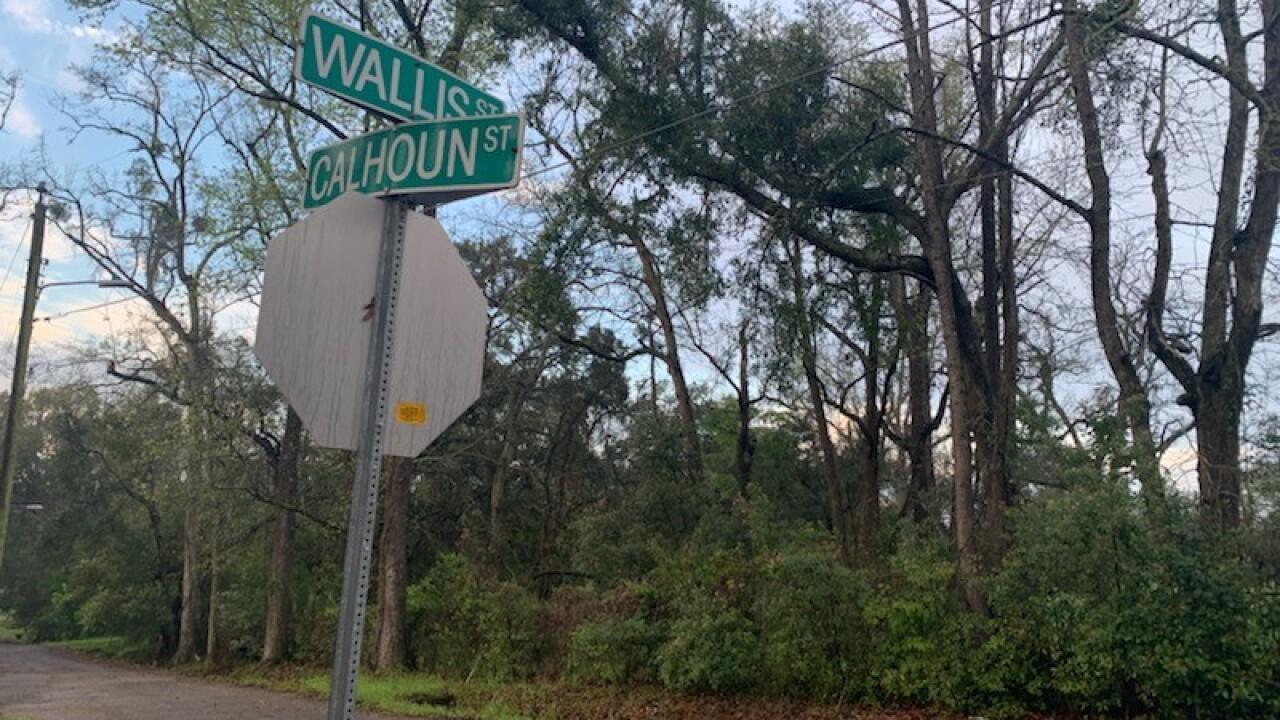 TPD investigating shooting near Wallis Street