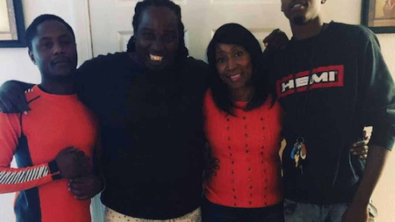 Exclusive: Mother says step-brothers knew person who shot them in the head in a car inNorfolk