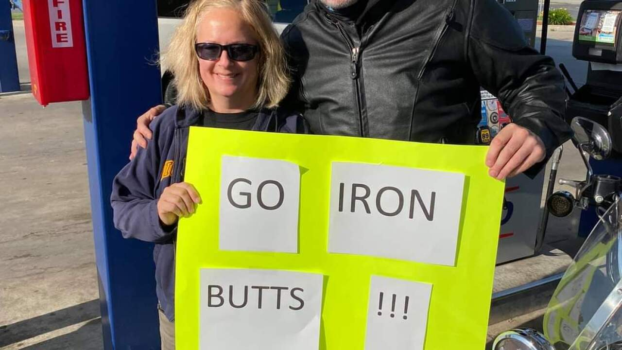 Coach Burger getting Support from fans across Michigan