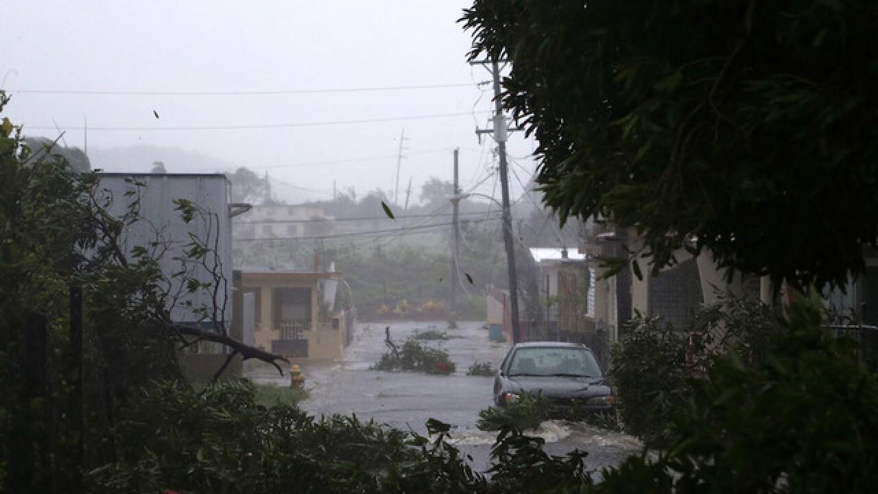 Downgraded Irma heads toward Bahamas, Cuba
