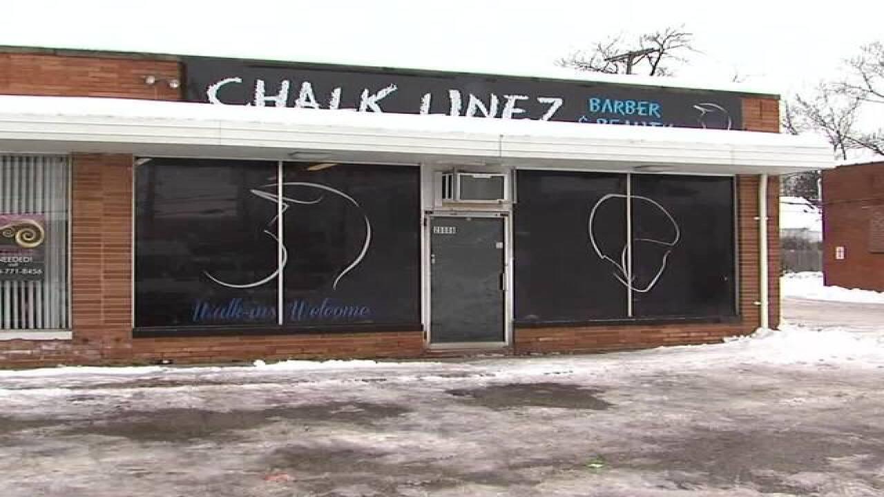 Barbershop shooting trial begins with tears