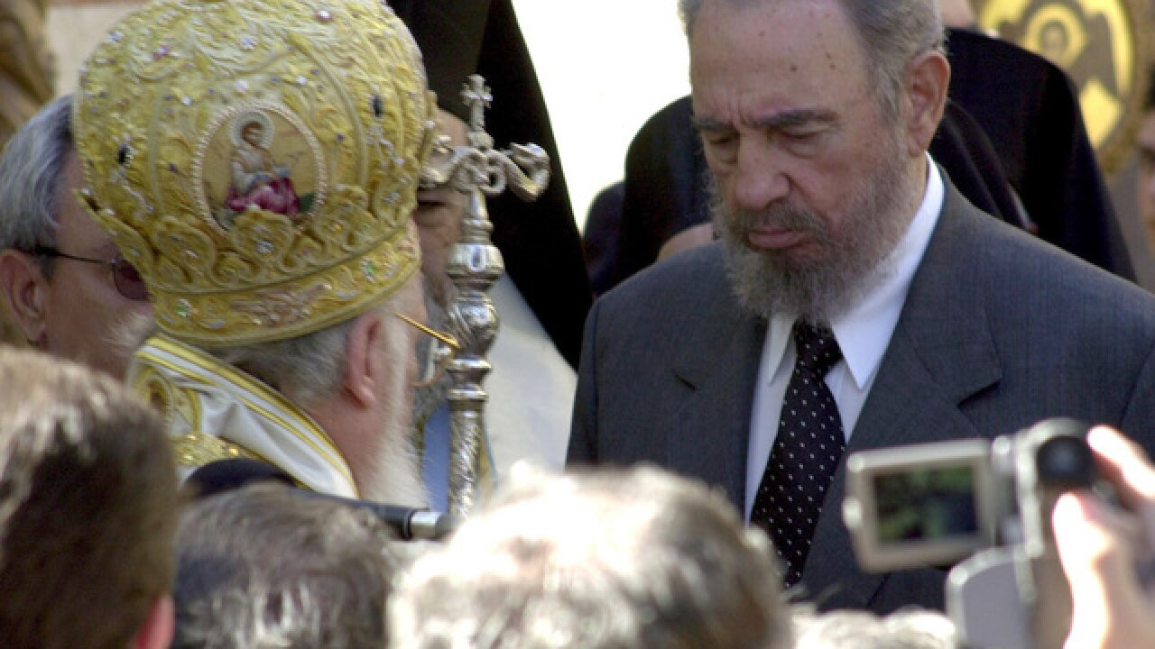 Fidel Castro, former leader of Cuba who defied the power of 10 US presidents, dies at age 90