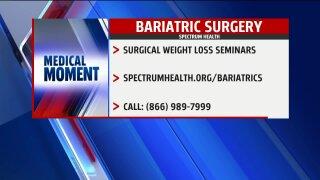 Medical Moment – Bariatric Surgery at Spectrum Health