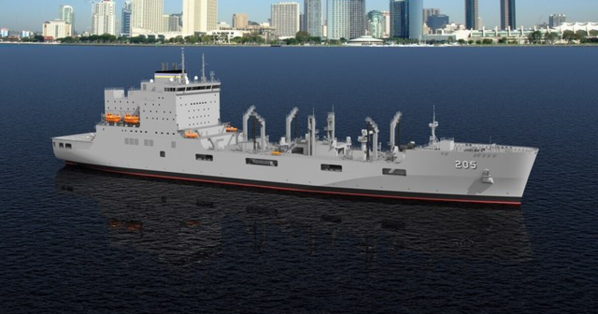NASSCO begins work on Navy ships, says it will hire