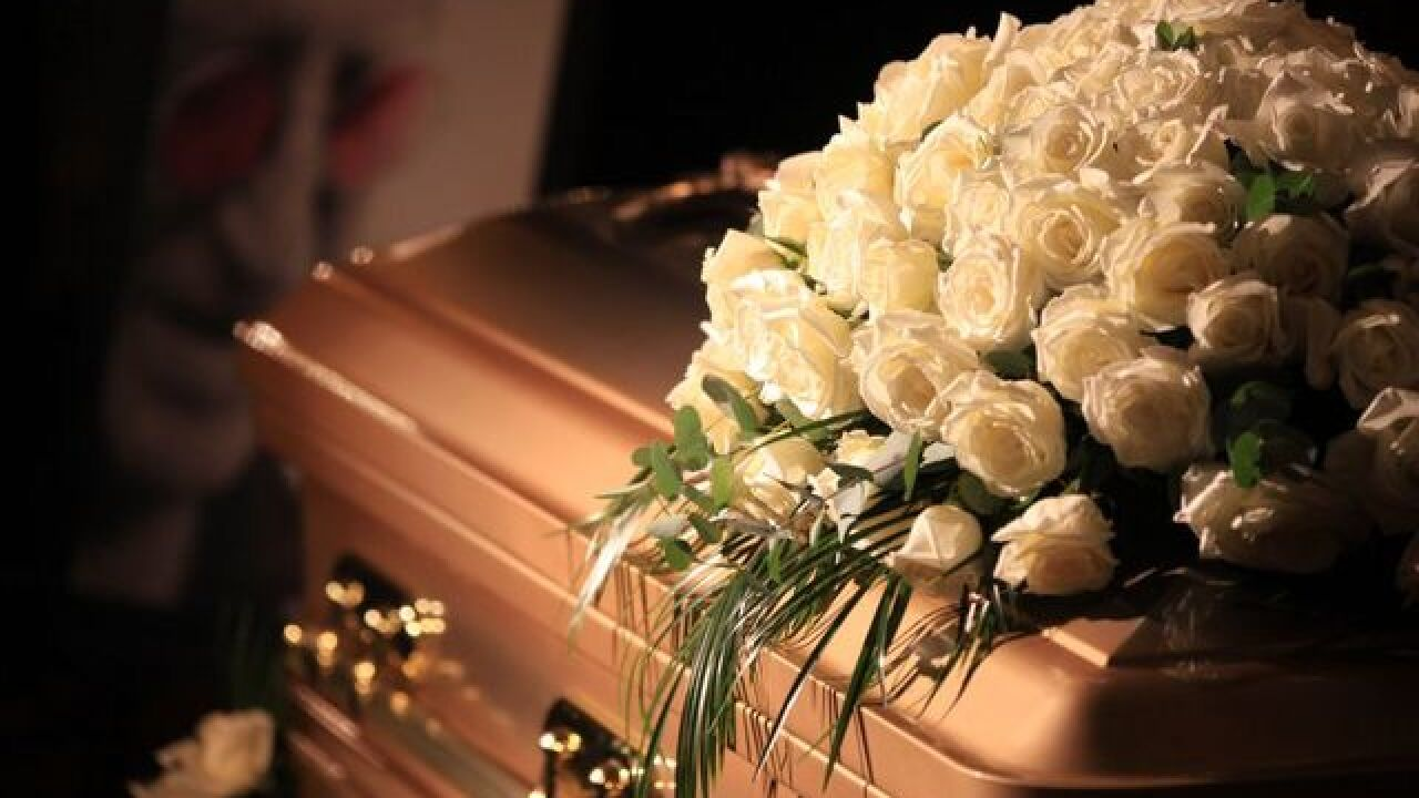 Father buries wrong man after California coroner's mistake
