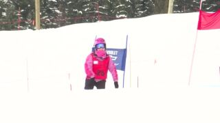 Special Olympians compete at Whitefish Mountain Resort
