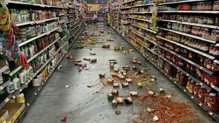 Central Coast residents react to Friday's 7.1 magnitude earthquake