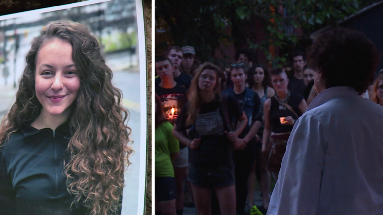 Vigil honors life of Richmond cyclist killed: 'We all have a lot to learn fromRobyn'