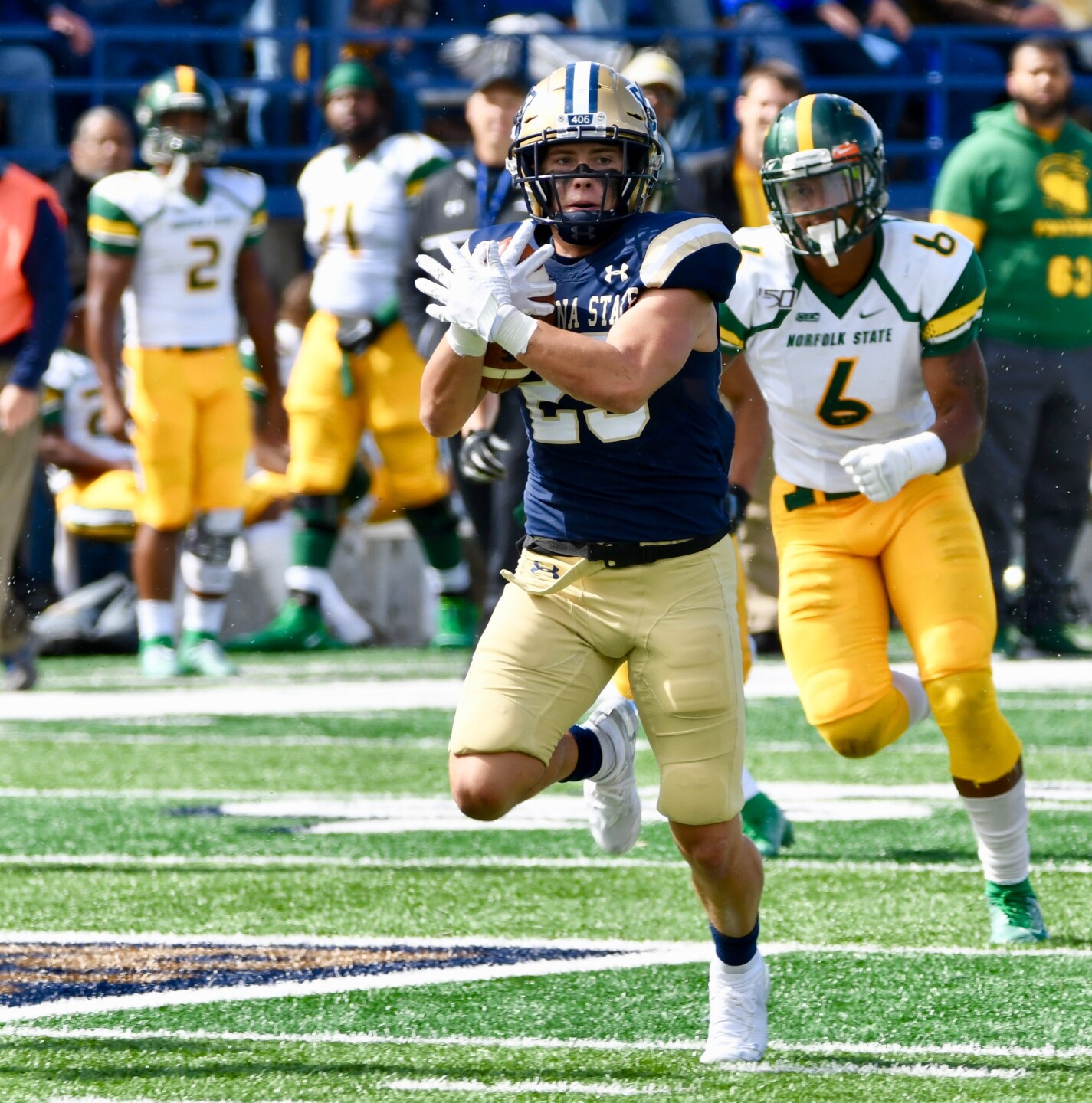 Norfolk State at Montana State - Sept. 21, 2019