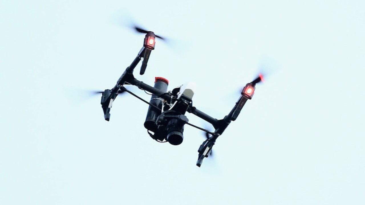 Drone prompts runway closure at London's Gatwick Airport