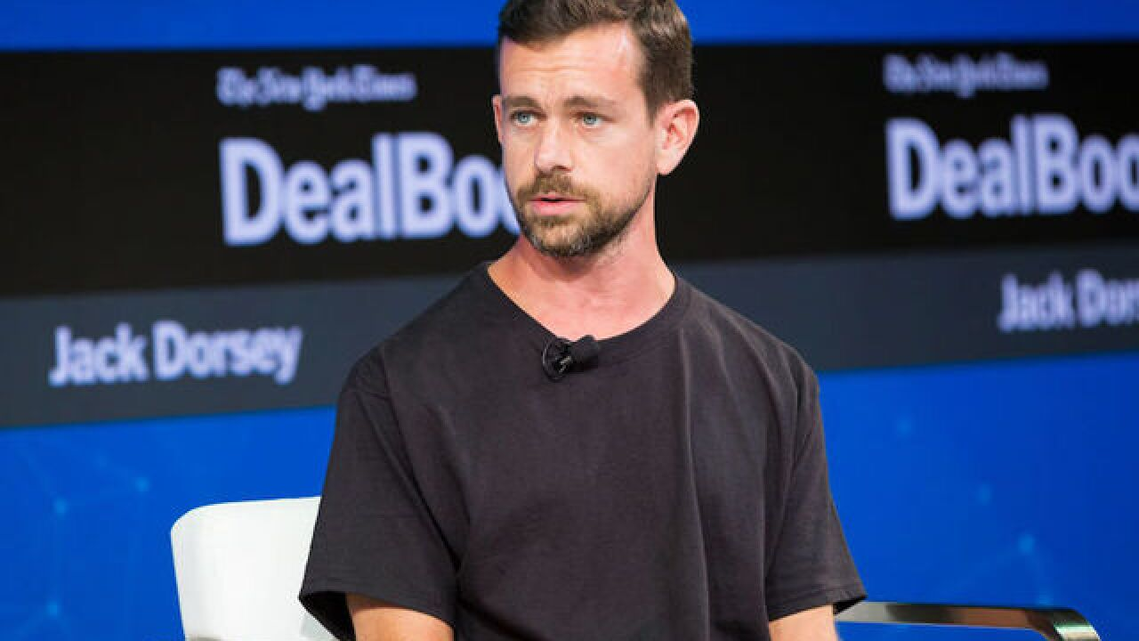 Twitter's Jack Dorsey: 'We are not' discriminating against any political viewpoint