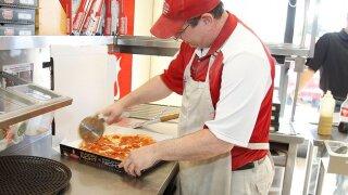 Papa John's pizza discounts help San Diego schools