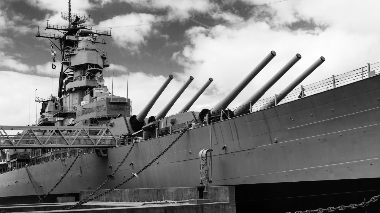 Do you have what it takes to haunt Battleship Wisconsin?