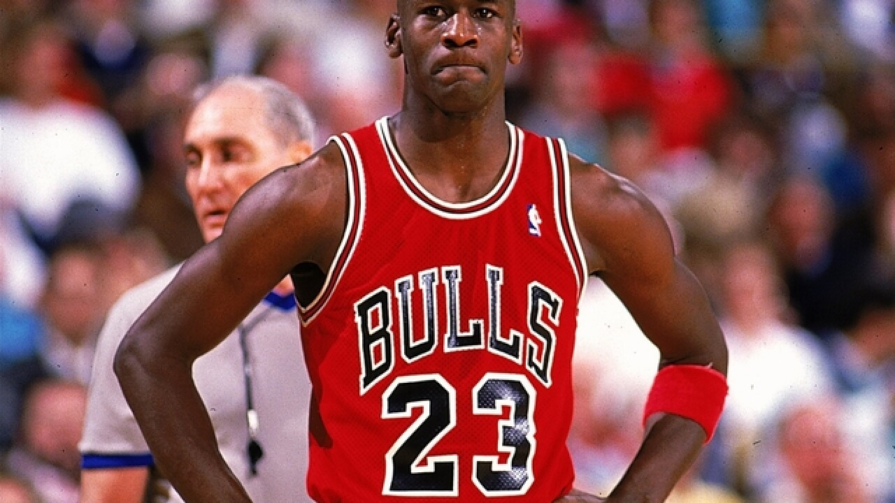 Michael Jordan donates $2 million for Florence relief and recovery aid