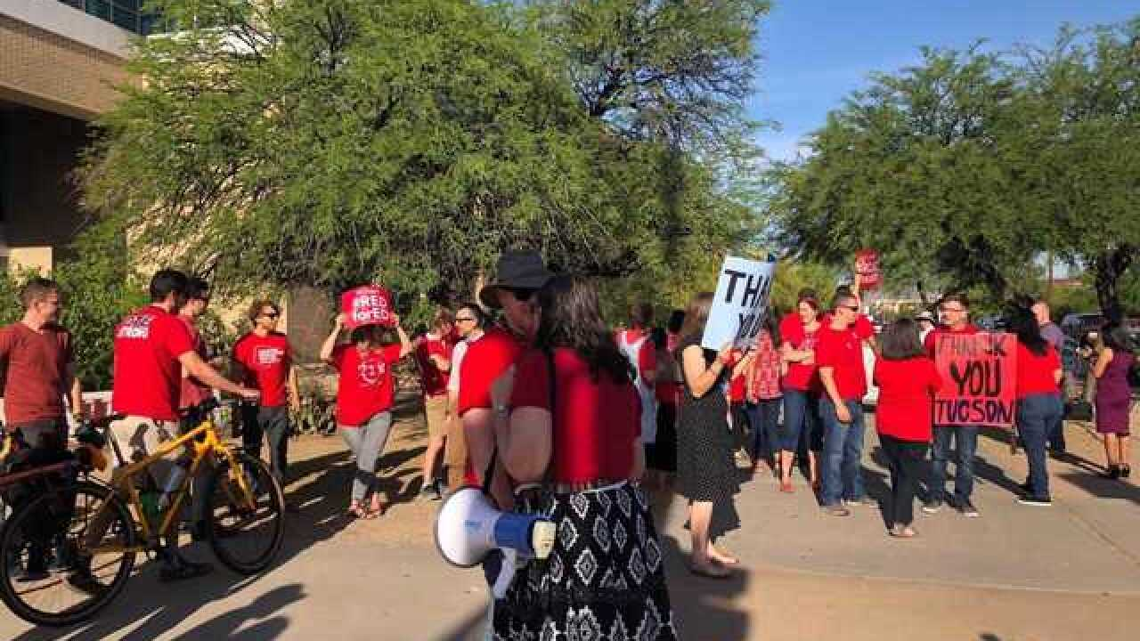 Tucson Unified School District reopens Monday