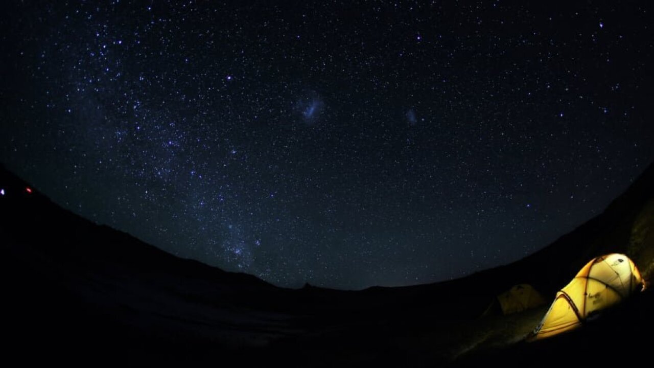Dark skies: 23 best places in the world to stargaze