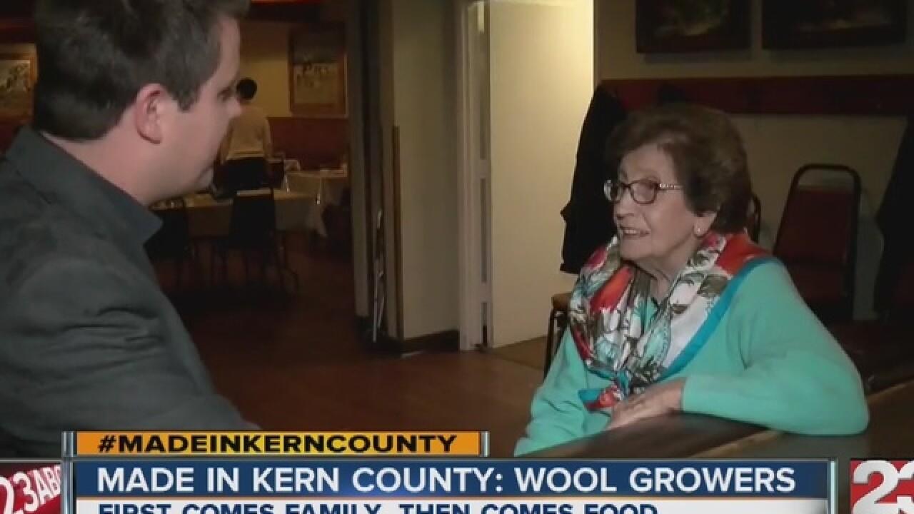 Made In Kern County: Wool Growers