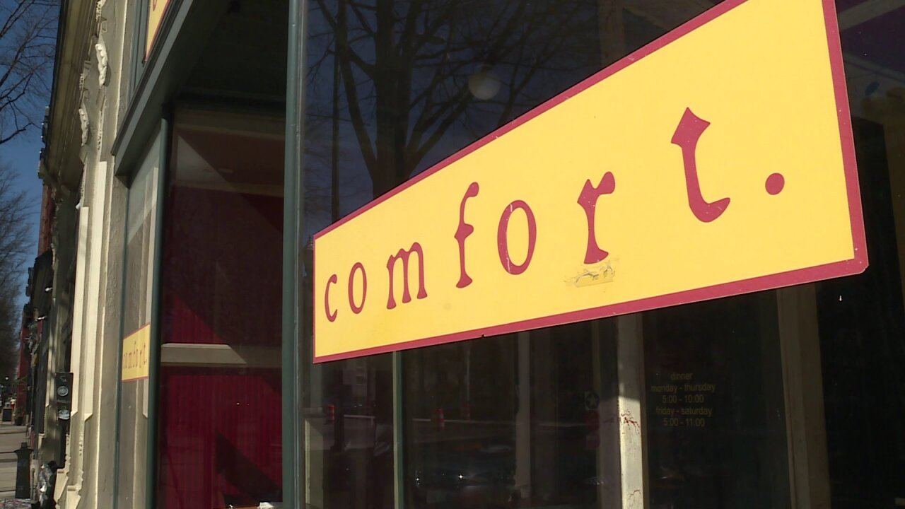 comfort, a restaurant that helped redefine downtown Richmond, to close